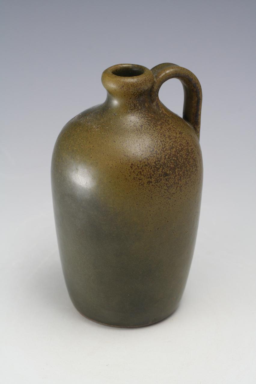 Jugtown Pottery Rare Frogskin Bottle Jug Seagrove NC - NC ...