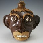 Hodge Face Jug