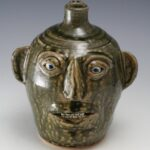 John Meaders Face Jug