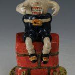 Stacy Lambert Humpty Dumpty Figural